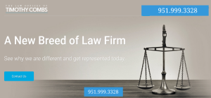 Combs law firm Riverside CA Attorneys Directory